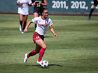 Stanford Soccer W v University of Oregon, March 28, 2021