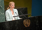 GA 72<br /> High-level meeting of the General Assembly on the appraisal of the United Nations Global Plan of Action to Combat Trafficking in Persons<br /> 25th plenary meeting<br /> <br /> <br /> LATVIA