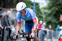 Alexandre Pichot (FRA/Total Direct Energie)<br /> <br /> Baloise Belgium Tour 2019<br /> Stage 3: ITT Grimbergen – Grimbergen 9.2km<br /> ©kramon
