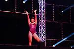 Gymnastics World Cup  23.3.19. World Resorts Arena. Birmingham UK. Ellie Downie (GBR) in action