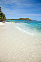 Amy and Forrest Hall<br /> Hawksnest Beach <br /> Virgin Islands National Park<br /> St. John, U.S. Virgin Islands