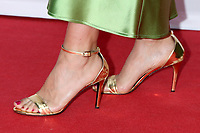 LOS ANGELES - JUN 13:  Kelly Thiebaud Shoe Detail at the 48th Daytime Emmy Awards Press Line - June 13 at the ATI Studios on June 13, 2021 in Burbank, CA