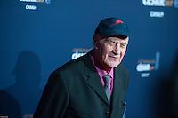 RÈmy Julienne ‡ la 42e CÈrÈmonie des CÈsars ‡ l'arrivÈe sur le tapis rouge de la salle Pleyel ‡ Paris le 24 fÈvrier 2017