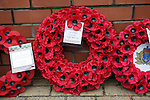 Remembrance day at Ibrox