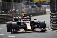 23rd May 2021; Principality of Monaco; F1 Grand Prix of Monaco,   Race Day;  33 VERSTAPPEN Max nld, Red Bull Racing Honda RB16B