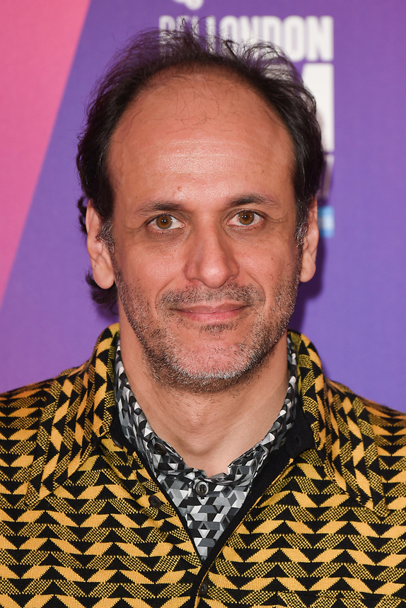 "director, Luca Guadagnino<br /> at the London Film Festival 2017 photocall for the film ""Call Me by Your Name"" at the Mayfair Hotel, London<br /> <br /> <br /> ©Ash Knotek  D3326  09/10/2017"
