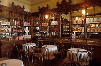 "Europe/Italie/Lac de Come/Lombardie/Bellagio : le café ""Rossi"""