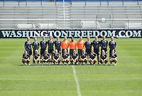 Washington Freedom Team Photo April 15 2010