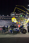 Oct 11, 2008; 8:44:00 PM;  Concord, NC, USA; Nascar Sprint Cup Series for the Bank of America 500  at Lowe's Motor Speedway. Mandatory Credit: Joey Millard
