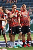 Jens Petter Hauge (Eintracht Frankfurt) - Frankfurt 21.08.2021: Eintracht Frankfurt vs. FC Augsburg, Deutsche Bank Park, 2. Spieltag Bundesliga