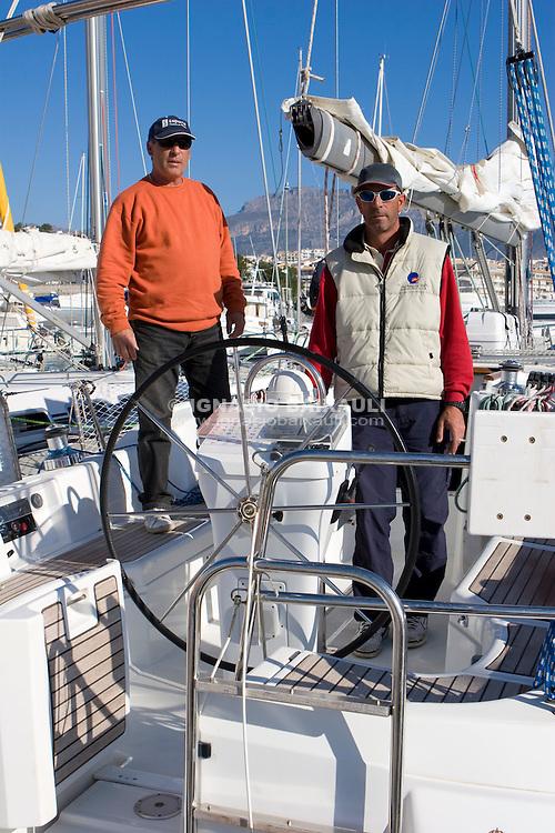 Monteazul - XXII Trofeo 200 millas a dos - Club Náutico de Altea - Alicante - Spain - 22/2/2008