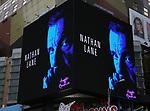 """Angels In America"" - Times Square Billboard"