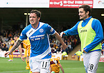 Motherwell v St Johnstone…13.08.16..  Fir Park<br />