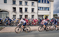60th De Brabantse Pijl 2020 - La Flèche Brabançonne (1.Pro)<br /> 1 day race from Leuven to Overijse (BEL/197km)<br /> <br /> ©kramon