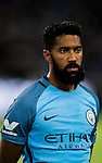 Manchester City defender Gael Clichy poses for a photo before the 2016 International Champions Cup China match at the Shenzhen Stadium on 28 July 2016 in Shenzhen, China. Photo by Marcio Machado / Power Sport Images