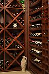 Closet Factory Wine Room May 2017