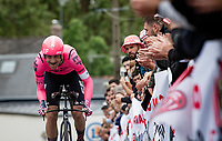 Ruben Guerreiro (POR/EF Education - Nippo)<br /> <br /> Stage 5 (ITT): Time Trial from Changé to Laval Espace Mayenne (27.2km)<br /> 108th Tour de France 2021 (2.UWT)<br /> <br /> ©kramon