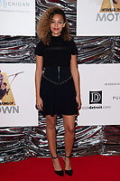 """Izzy Bizu<br /> arriving for the """"Hitsville: The Making of Motown"""" European premiere at the Odeon Leicester Square, London<br /> <br /> ©Ash Knotek  D3520 23/09/2019"""