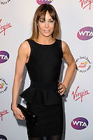 Tpt retro set found dead today <br /> Tara Palmer Tompkinson<br /> arriving for the 2012 WTA Pre-Wimbledon Party at the Roof Gardens in Kensington, London.<br /> <br /> ©Ash Knotek  D2464 21/06/2012