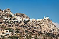 Menetes is a village of Karpathos, Greece