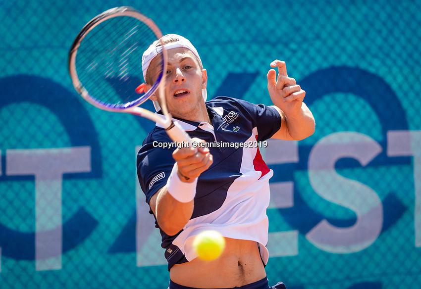 Zandvoort, Netherlands, 9 June, 2019, Tennis, Play-Offs Competition, Tallon Griekspoor (NED)<br /> Photo: Henk Koster/tennisimages.com
