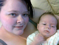 Pictured: Sarah Owen (L) whose two babies of her triplets have died in the Wildmill area of Bridgend, Wales, UK. IMAGE TAKEN FROM OPEN FACEBOOK ACCOUNT.<br /> Re: Two five-month old baby boys have died after they were found not breathing at a house in Bridgend.<br /> Emergency services were called to an address in the Wildmill area of the town.<br /> The brothers, who were two of a set of triplets, were taken to the Princess of Wales Hospital where they were later pronounced dead.<br /> The surviving brother is called Ethan, and the mother is called Sarah Owen.<br /> South Wales Police said the deaths were not being treated as suspicious, but as a tragic accident.<br /> Enquiries are continuing into the cause of the deaths.