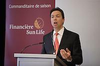 Montreal (QC) CANADA -January 2012 File Photo - Patrick Ostiguy