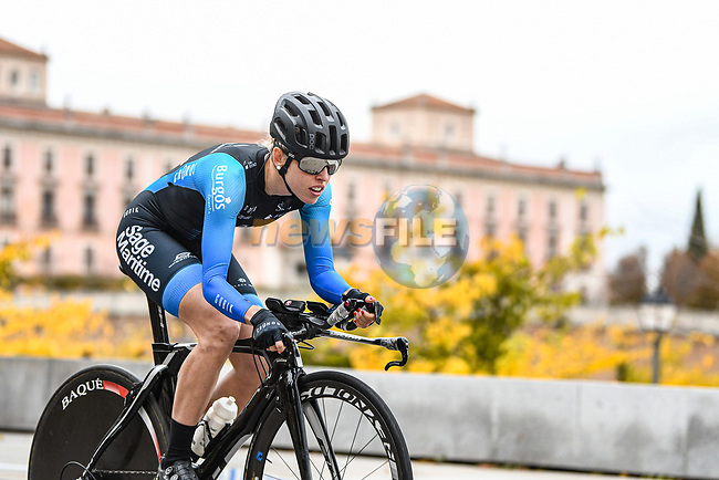 Stage 2 of the CERATIZIT Challenge by La Vuelta 2020, an individual time trial running 9.3km around Boadilla del Monte, Spain. 6th November 2020.<br /> Picture: Antonio Baixauli López/BaixauliStudio   Cyclefile<br /> <br /> All photos usage must carry mandatory copyright credit (© Cyclefile   Antonio Baixauli López/BaixauliStudio)