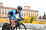 Stage 2 of the CERATIZIT Challenge by La Vuelta 2020, an individual time trial running 9.3km around Boadilla del Monte, Spain. 6th November 2020.<br /> Picture: Antonio Baixauli López/BaixauliStudio | Cyclefile<br /> <br /> All photos usage must carry mandatory copyright credit (© Cyclefile | Antonio Baixauli López/BaixauliStudio)