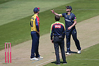 The toss takes place ahead of Glamorgan vs Essex Eagles, Vitality Blast T20 Cricket at the Sophia Gardens Cardiff on 13th June 2021