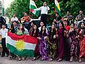 Iraq 2008: A concert of Shvan Perwer in Zoragvan,Barzan's district<br /> Irak 2008: Concert de Shvan Perwer à Zoragvan dans la region de Barzan