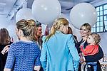 Carla Goyanes, Carla Pereyra and Convocatoria de prensa: Presentación oficial del equipo in`Charhadas' children's fashion show on Madrid . January 28, 2020. (ALTERPHOTOS/Yurena Paniagua)