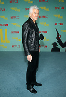 LOS ANGELES, CA - OCTOBER 13: Baz Luhrmann, at the Special Screening Of The Harder They Fall at The Shrine in Los Angeles, California on October 13, 2021. Credit: Faye Sadou/MediaPunch