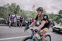 Jos Van Emden (NED/LottoNL-Jumbo) up the final climb to Pratonevoso<br /> <br /> stage 18: Abbiategrasso - Pratonevoso (196km)<br /> 101th Giro d'Italia 2018