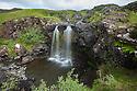 Waterfall, Isle of Mull, Scotland, UK. June