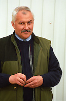 "The Royal Tokaji Wine Company winery: Mr. István Turoczi, the director and wine maker of the Company. Istvan. The RTWC in was one of the first Tokaj wineries to be ""revived"" by an injection of foreign capital. It makes wine in a traditional style. Credit Per Karlsson BKWine.com"