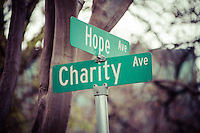 With Charity Comes Hope