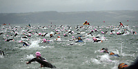 2017 09 10 Ironman event, Tenby, Wales