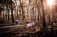 Ffion James (GBR)<br /> <br /> UEC Cyclocross European Championships 2020 - 's-Hertogenbosch (NED)<br /> <br /> Elite Women's Race<br /> <br /> ©kramon