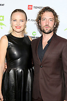 LOS ANGELES - OCT 16:  Malin Akerman, Jack Donnelly at the Environmental Media Association Awards at GEARBOX LA on October 16, 2021 in Van Nuys, CA