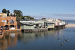 Santa Cruz and San Mateo Counties, CA.  Scenics.