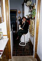 Exclusive file photo - circa 1987<br /> <br /> Reine Malo
