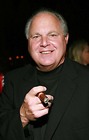 **FILE PHOTO** Rush Limbaugh Has Passed Away.<br /> <br /> Rush Limbaugh, 2-01-2007<br /> CAP/MPI/PHL/BH<br /> ©BH/PHL/MPI/Capital Pictures