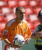 2005-08-06 Blackpool v Chesterfield