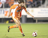 Tom Heinemann #31 Of the Carolina Railhawks during the second leg of the USSF-D2 championship match against the Puerto Rico Islanders at WakeMed Soccer Park, in Cary, North Carolina on October 30 2010. Game ended 1-1, Islanders won the championship 3-1 on overall goals.