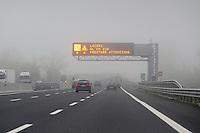- L'autostrada A 14 Bologna-Taranto all'altezza di Falconara<br /> <br /> - The highway A14 Bologna-Taranto at Falconara