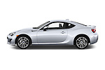 Car Driver side profile view of a 2018 Subaru BRZ Limited 2 Door Coupe Side View