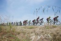 longest stage of the Giro underway<br /> <br /> stage 18: Muggio - Pinerolo (240km)<br /> 99th Giro d'Italia 2016