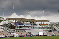 A general shot at the Hampshire bowl as the clouds closed in during a training session ahead of the ICC World Test Championship Final at the Hampshire  Bowl on 17th June 2021