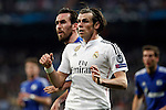 Real Madrid Gareth Bale during Champions League soccer match at Santiago Bernabeu stadium in Madrid, Spain. March, 10, 2015. (ALTERPHOTOS/Caro Marin)
